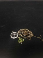 Lot 40-LOT OF COSTUME JEWELLERY to include David...