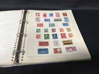 Lot 52-LOT OF STAMP ALBUMNS ALONG WITH SPECIAL ISSUE...