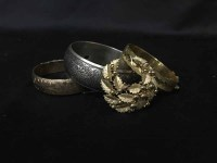 Lot 96 - LOT OF COSTUME JEWELLERY including rings, etc