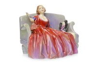 Lot 1210-ROYAL DOULTON FIGURE OF 'SWEET AND TWENTY' HN1298,...