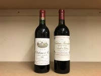 Lot 16-CHATEAU BRANAIRE (Duluc-Ducru) 1983 Grand Cru...