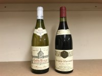 Lot 22-SAVIGNY-MARCONNETS 1973 (5) Bottled by Verry Pere ...