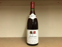 Lot 24-JULIENAS 1977 (12) Bottled by Marc Dudet,...