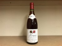 Lot 25-MORGON 1977 (12) Bottled by Marc Dudet,...