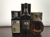 Lot 3-FAMOUS GROUSE GOLD RESERVE AGED 12 YEARS - ONE...