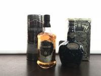Lot 20-CHIVAS BROTHERS ROYAL SALUTE AGED 21 YEARS -...