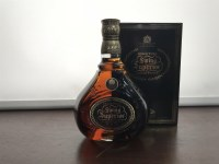 Lot 21-JOHNNIE WALKER SWING SUPERIOR Blended Scotch...