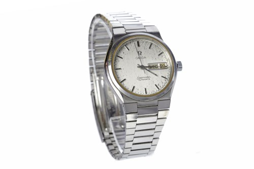 Lot 882-GENTLEMAN'S OMEGA SEAMASTER AUTOMATIC STAINLESS...