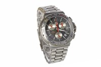 Lot 910-GENTLEMAN'S TAG HEUER INDY 500 STAINLESS STEEL...