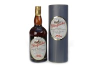 Lot 1006-GLENFARCLAS 25 YEARS OLD - OLD STYLE Active....