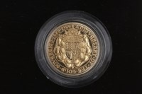 Lot 505-500TH ANNIVERSARY OF THE FIRST GOLD SOVEREIGN...