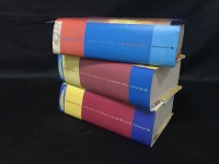 Lot 53-THREE HARRY POTTER BOOKS including two first...