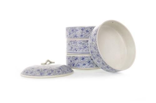 Lot 1065-20TH CENTURY CHINESE BLUE AND WHITE CERAMIC...