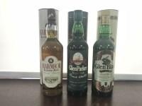 Lot 1-GLEN PARKER Single Malt Scotch Whisky 70cl, 40%...