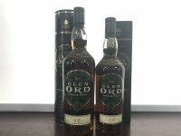 Lot 6-GLEN ORD AGED 12 YEARS - ONE LITRE Active. Muir...