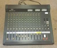 Lot 1441-YAMAHA MIXER MODEL MC 1202 50watt, 50/60Hz, along ...