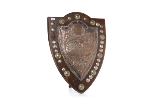 Lot 1627 - 'THE MURRAY CHALLENGE TROPHY' SHIELD...
