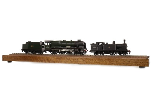 Lot 1652 - MODEL CALEY 044 TANK LOCOMOTIVE and the...