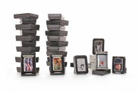 Lot 1665 - COLLECTION OF ZIPPO LIGHTERS including designs...