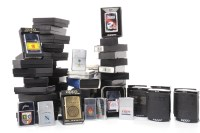 Lot 1680 - COLLECTION OF ZIPPO LIGHTERS chiefly relating...