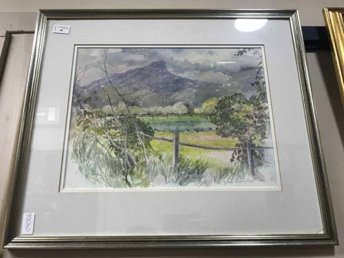 Lot 58-* JULIA WROUGHTON ARCA, RWA (SCOTTISH), FERTILE...