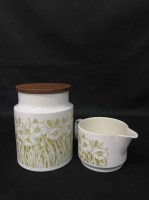 Lot 63-EXTENSIVE COLLECTION OF HORNSEY ''FLEUR'' PATTERN ...