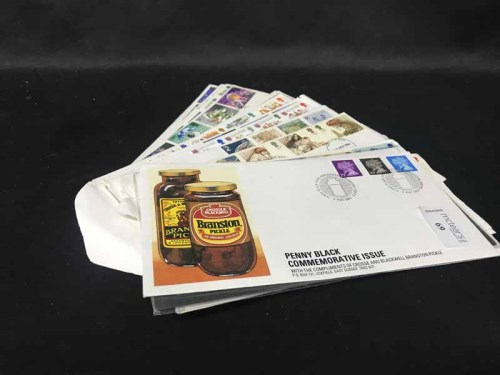 Lot 69 - LOT OF FIRST DAY COVERS from the 1980s and 90s;...