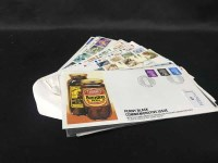 Lot 69-LOT OF FIRST DAY COVERS from the 1980s and 90s;...