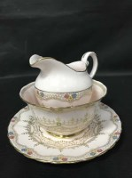 Lot 70-TUSCAN PART TEA SERVICE along with other ceramics ...