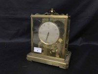 Lot 81-FOUR VARIOUS MANTEL CLOCKS