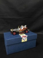 Lot 100-CORGI MODEL VEHICLE OF CHITTY CHITTY BANG BANG in ...