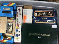 Lot 101-LOT OF COLLECTABLE DIE-CAST VEHICLES including...
