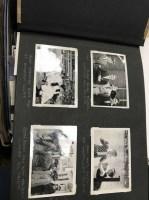 Lot 55-LOT OF PHOTOGRAPH ALBUMS AND LOOSE PHOTOS